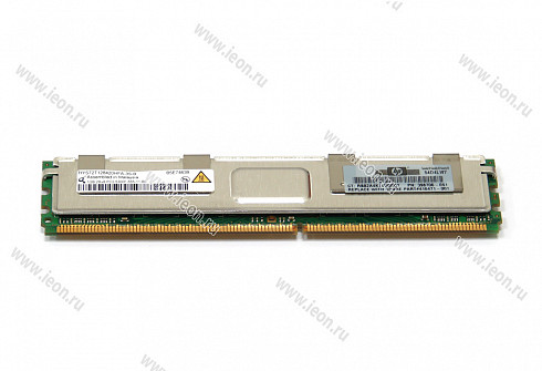 Оперативная память DDR2 Qimonda 2Rx8 PC2-5300F-555-11-B0 667Mhz 1Gb (с радиатором) (кл.C)
