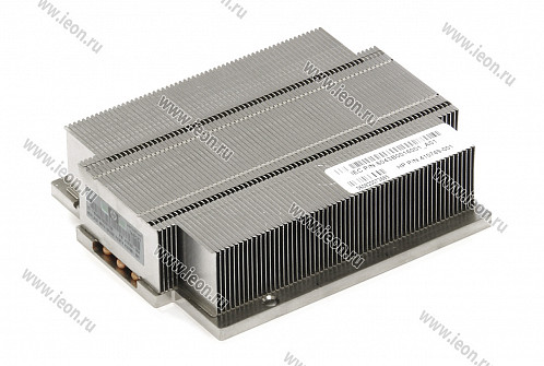 Радиатор CPU HP 412210-001 / 410749-001 [для HP ProLiant DL165 G5 / DL360 G5] (кл.C)