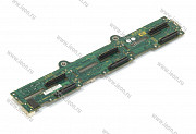 "Бэкплейн HP 457174-001 / 496079-001, 6 x HDD 3.5"" (LFF) [для HP ProLiant DL380 G6/G7 и др.] (кл.C)"