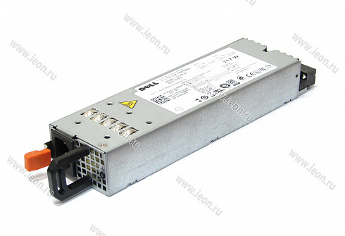 Блок питания 717W DELL FJVYV / MP126 / RCXD0, 80 Plus Silver [для DELL PowerEdge R610] (кл.C)