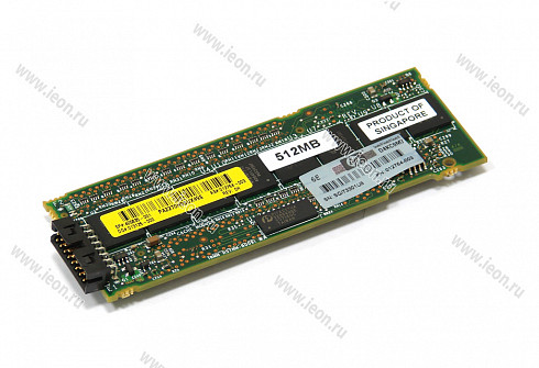Кэш-модуль BBWC HP 405835-001, 512Mb, SA P400, P400i [для HP ProLiant DL360 / DL380 G5 и др.] (кл.C)