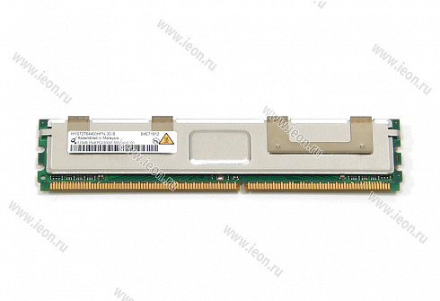 Оперативная память DDR2 Qimonda 1Rx8 PC2-5300F-555-11-A0 667Mhz 512Мб (с радиатором) (кл.C)