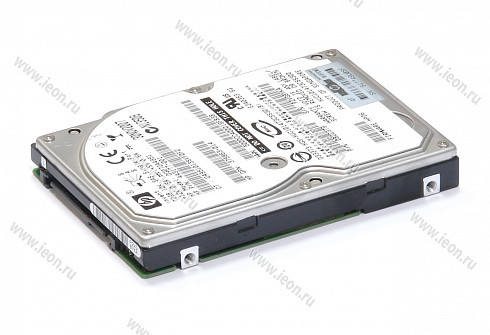 "Жесткий диск HP DG072A4951 / 443177-001 / 375863-014 2.5"" SAS 3Gb/s 73Gb 10K 16Mb (кл.C)"