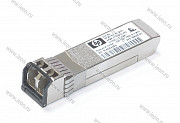 Трансивер Fibre Channel HP AJ718A / 468508-001, SFP+, 8Gbps, LC, Short Wave (кл.C)