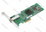 Контроллер HBA Qlogic QLE2460, 1 x 4Gbps Fibre Channel, PCIe x4,  High Profile (кл.C)