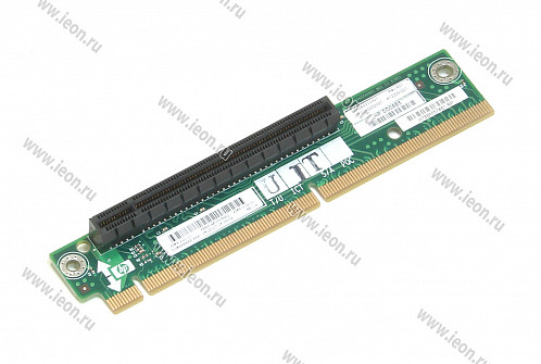 Райзер PCI-E HP 419192-001, 1 x PCIe x16 [для HP ProLiant DL360 G5 / DL365 G1] (кл.C)