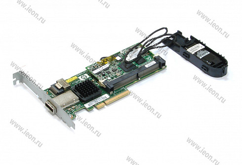 RAID-контроллер HP SA P212 (с кэш-модулем FBWC 1024Mb) 462594-001 / 462828-B21, High Profile (кл.C)