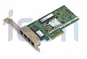 Адаптер Ethernet HP 331T 647592-001 / 649871-001, 4 x 1Gbit, PCIe x4, High Profile (кл.C)